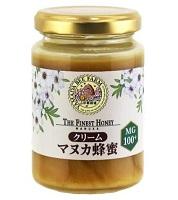 クリームマヌカ蜂蜜