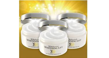 薬用Wパーフェクトゲルホワイトニングリフト