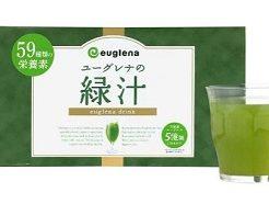 「ユーグレナ・ファームの緑汁」