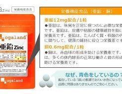 「亜鉛Zinc」